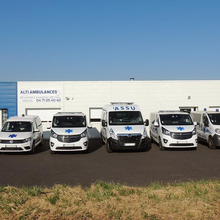 Alti Ambulances
